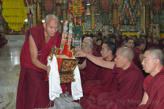 Lorsa Tibetan New Year 2017 Ceremony